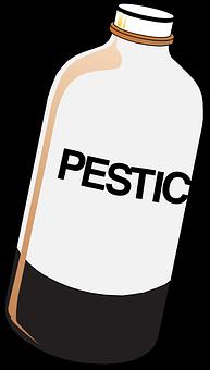 Pesticides, Bottle, Pressure Bottle