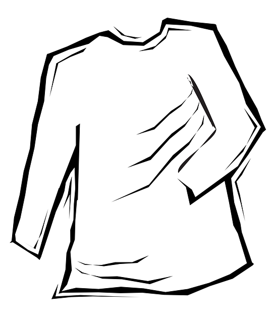 Line Drawing Jumper : Free vector graphic pullover sweater jumper jersey