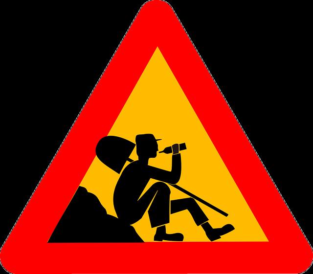 Men At Work Break Drinking 183 Free Vector Graphic On Pixabay