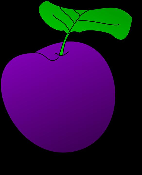 Animated Strawberry Clip Art Plum Food Fruit ...