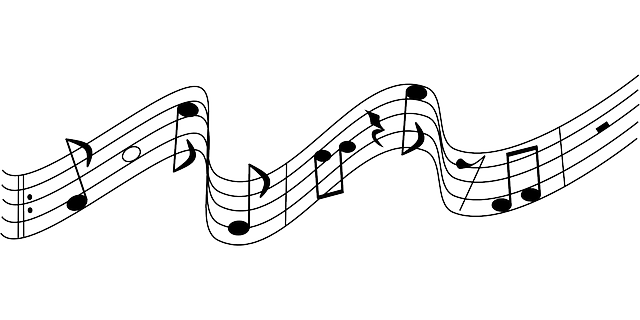 Melody Music Notes 183 Free Vector Graphic On Pixabay