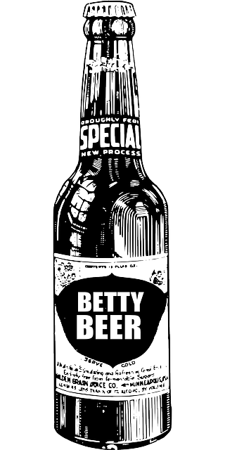 Free Vector Graphic Beer Bottle Soda Free Image On