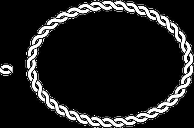border braid frame  u00b7 free vector graphic on pixabay