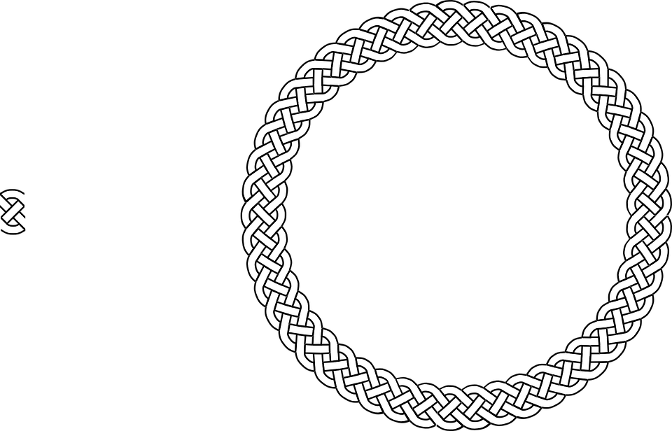 free vector graphic  border  braid  frame  plait  rope - free image on pixabay