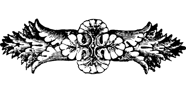 free vector graphic  decoration  divider  ornate