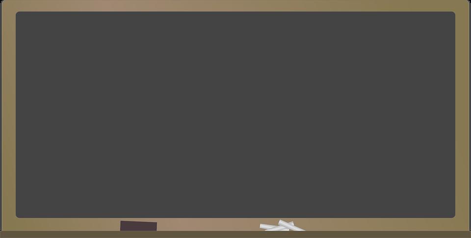 blackboard chalk chalkboard free vector graphic on pixabay