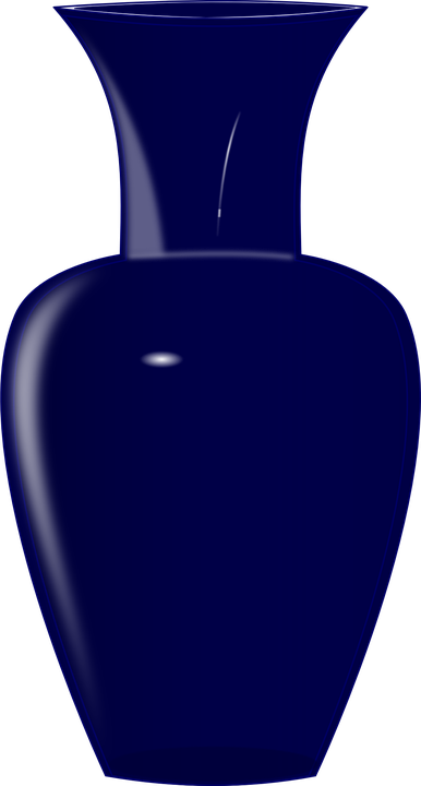 image vectorielle gratuite vase c ramique bleu verre image gratuite sur pixabay 148594. Black Bedroom Furniture Sets. Home Design Ideas