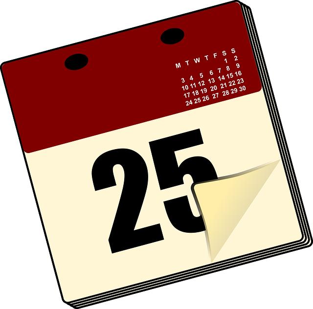 Calendar Day Vector Art : Free vector graphic calendar date desk office