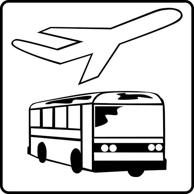 bus hotel plane free vector graphic on pixabay 62 Volkswagen Bus