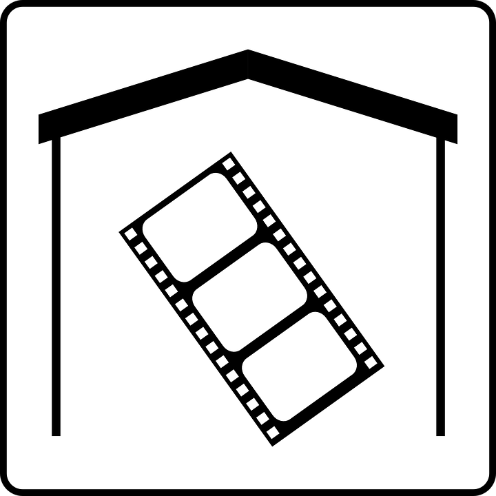 Cinema Movies Movie Theater Free Vector Graphic On Pixabay