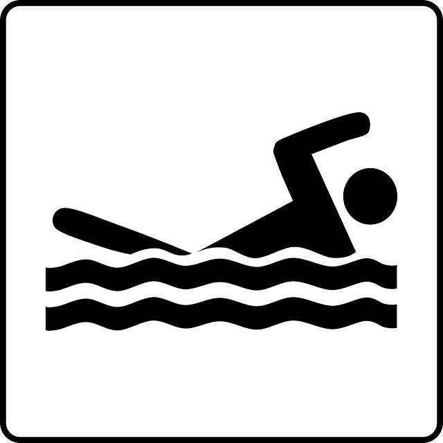 Pool Sports Swimming Free Vector Graphic On Pixabay