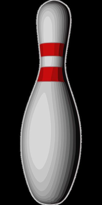 Image vectorielle gratuite bowling sports dix quilles for Decoration quille de bowling