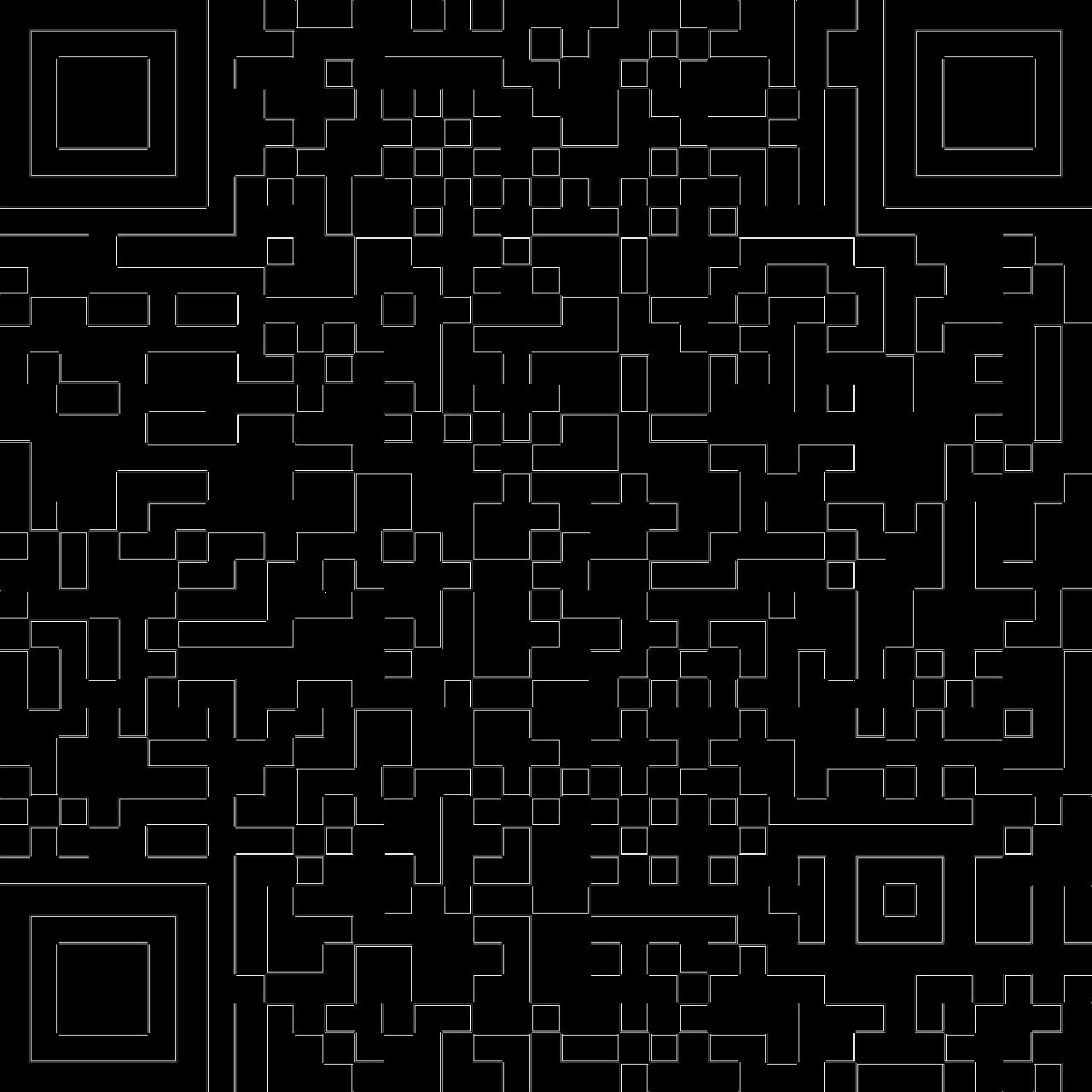 Qr Code Snelle Reactiecode Matrix - Gratis vectorafbeelding op Pixabay