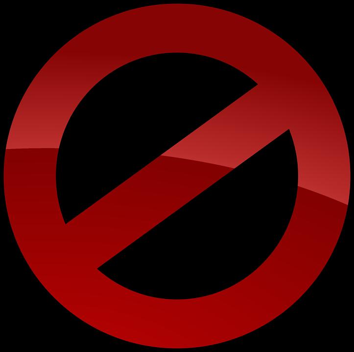 cancel denied delete  u00b7 free vector graphic on pixabay Free Celtic Cross Art Colorful Cross Clip Art