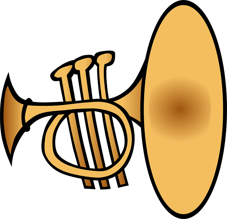 Trumpet Music Musical Free Vector Graphic On Pixabay