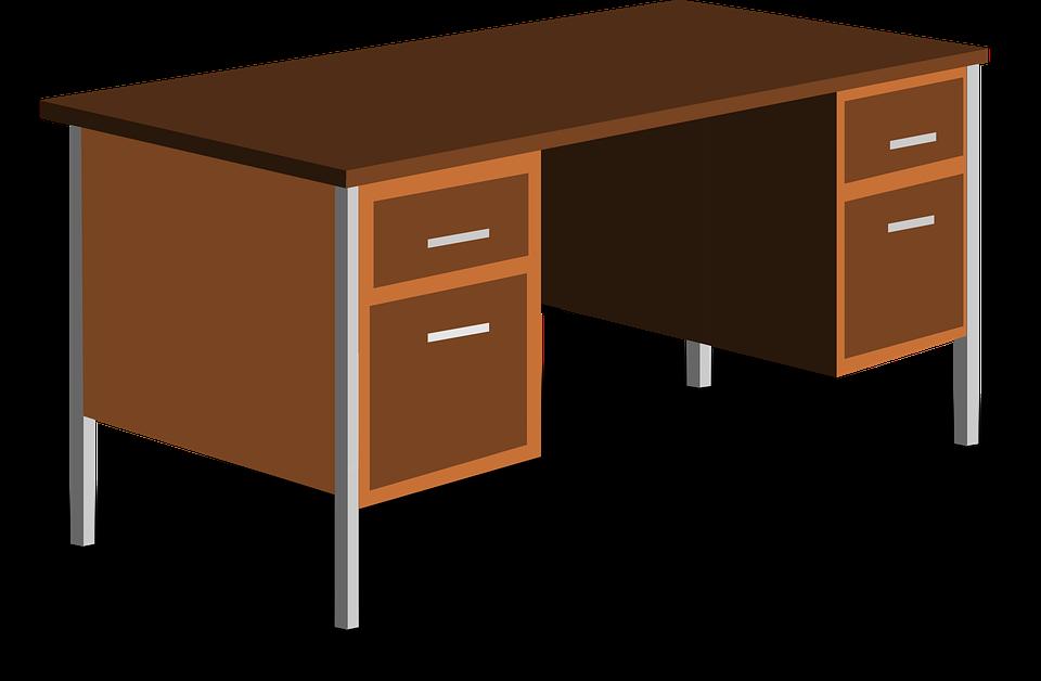 Escritorio Oficina · Gráficos vectoriales gratis en Pixabay