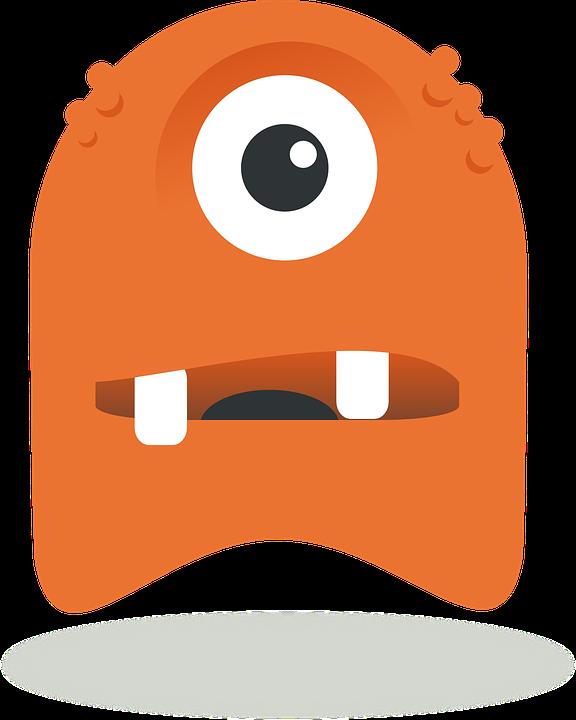 extraterrestre orange