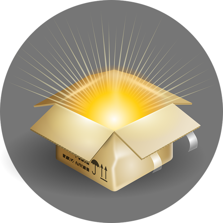 Free vector graphic: Box, Open, Magic, Glowing - Free Image on ...