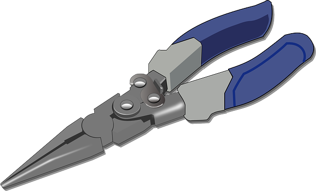 pliers tools forceps  u00b7 free vector graphic on pixabay Artist Clip Art paint brush clipart png