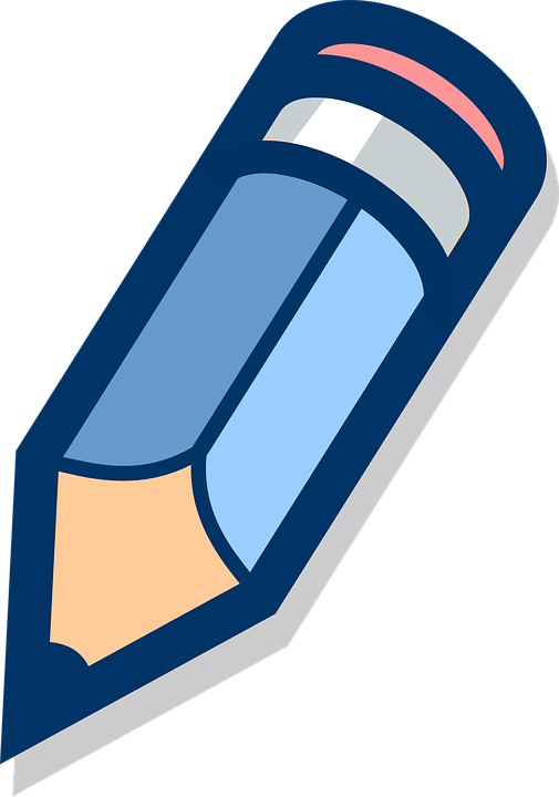 vector gratis l u00e1piz  texto  escribir  pluma imagen paper and pencil free clipart paper and pencil clipart black and white