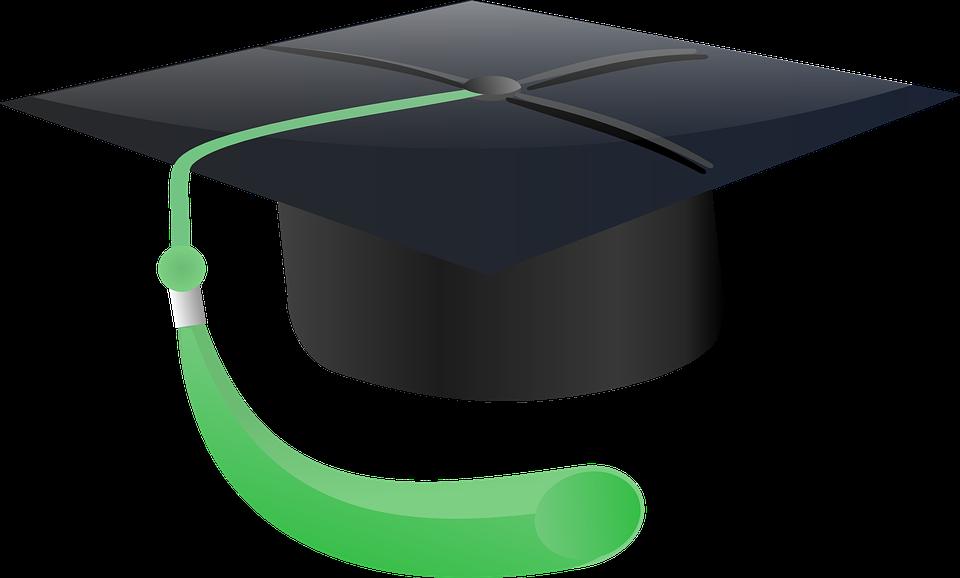 Graduado Tapa Sombrero La - Gráficos vectoriales gratis en Pixabay