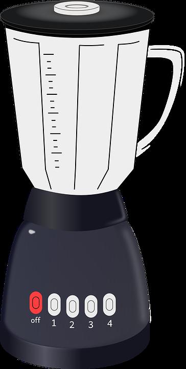 kostenlose vektorgrafik: mixer, mischer, gerät, kochen ... - Mixer Küche