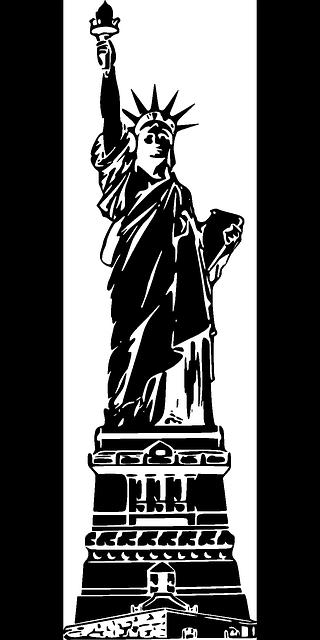 Статуя свободы png 6