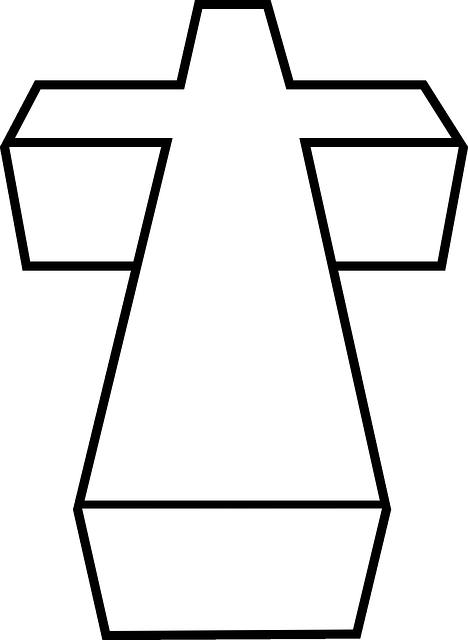 cross religion  u00b7 free vector graphic on pixabay