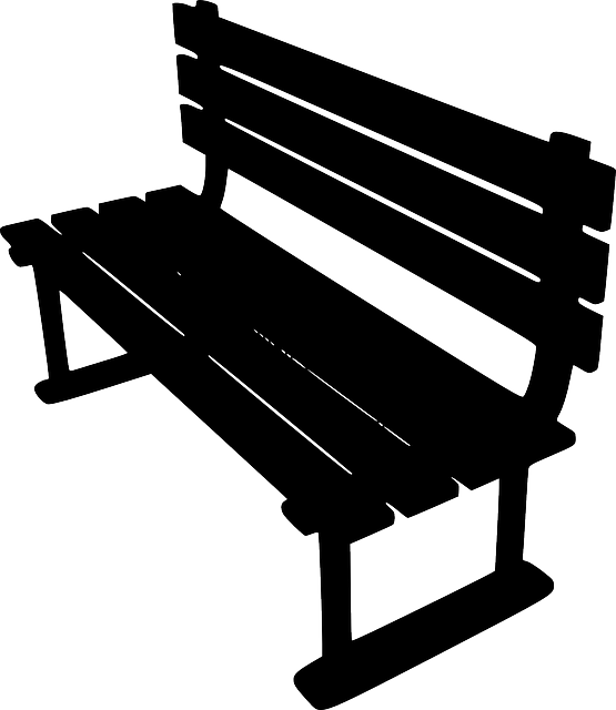 Free Vector Graphic Bench Seat Park Bench Sitting