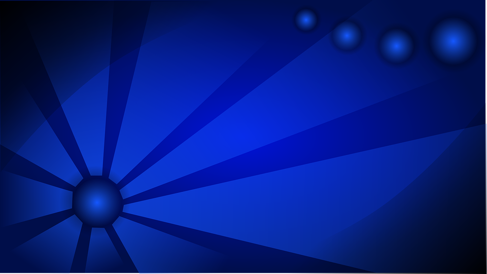 Abstract Background Blue Free Vector Graphic On Pixabay