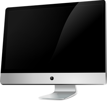 Monitor, Display, Screen, Computer