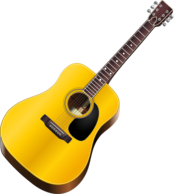 acoustic guitar instrument free vector graphic on pixabay. Black Bedroom Furniture Sets. Home Design Ideas
