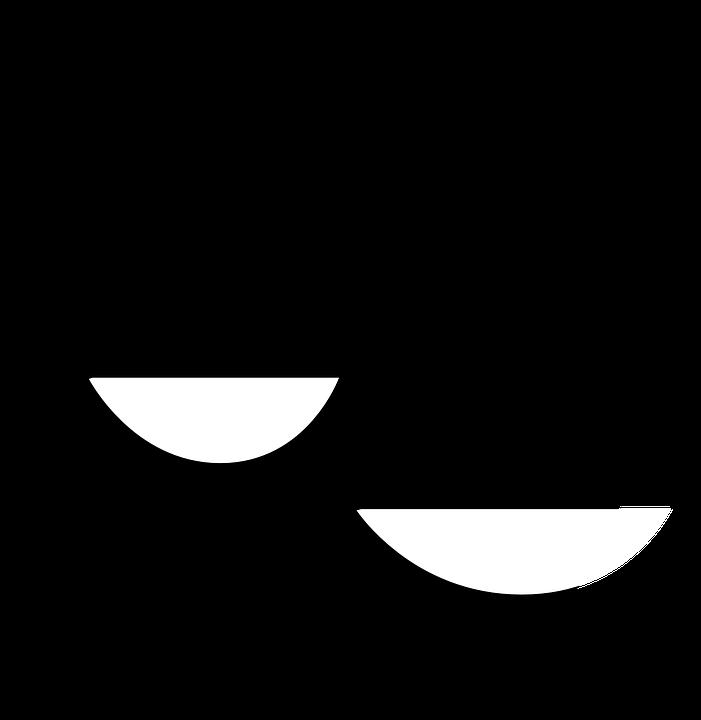 svart fitte bilde bare