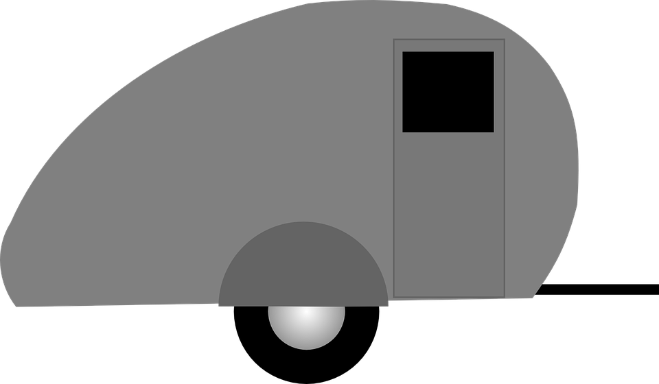 Camper Camping Trailer Mobile Home House