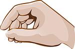 hand, fingers, grip