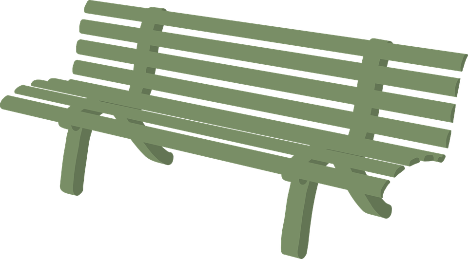 Banco Jardín Muebles · Gráficos vectoriales gratis en Pixabay