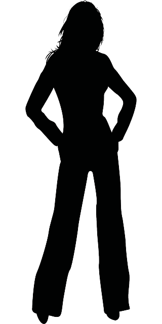 woman female figure 183 free vector graphic on pixabay