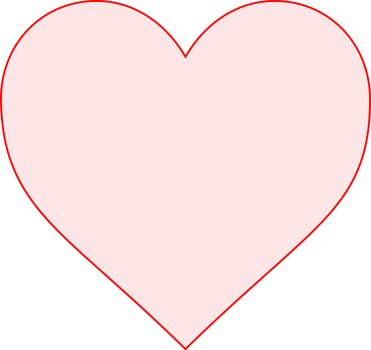 free vector graphic  heart  pink  love - free image on pixabay
