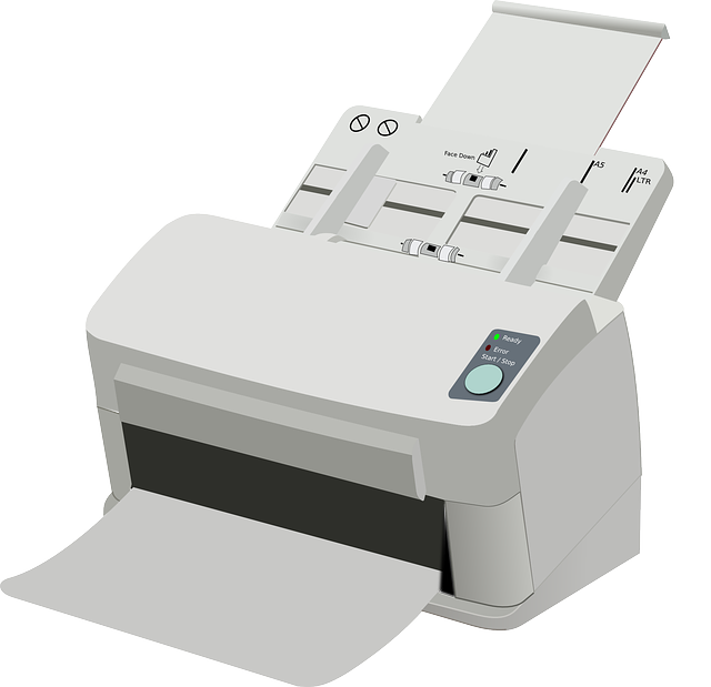 Laser Printer  U00b7 Free Vector Graphic On Pixabay