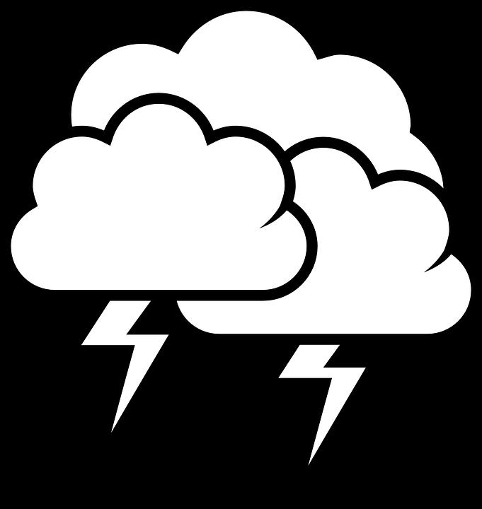 Sonne und Wolke - Download Kostenlos Vector, Clipart Graphics,  Vektorgrafiken und Design Vorlagen