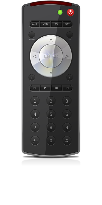 remote control infrared device  u00b7 free vector graphic on
