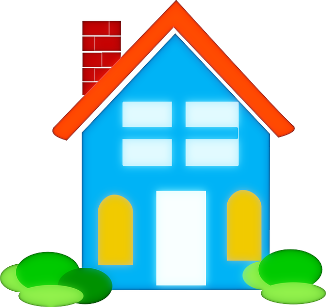 Dream House Estate Home · Free Vector Graphic On Pixabay
