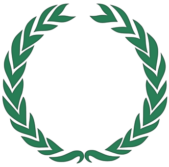 Laurel Wreath Leaves Laurel Winner Aw