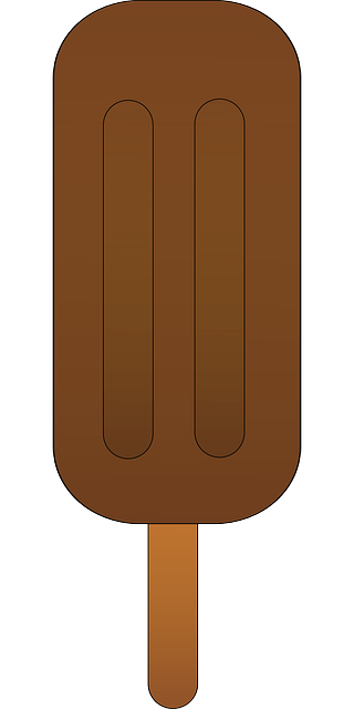 Popsicle Lollipop Chocolate Ice 183 Free Vector Graphic On