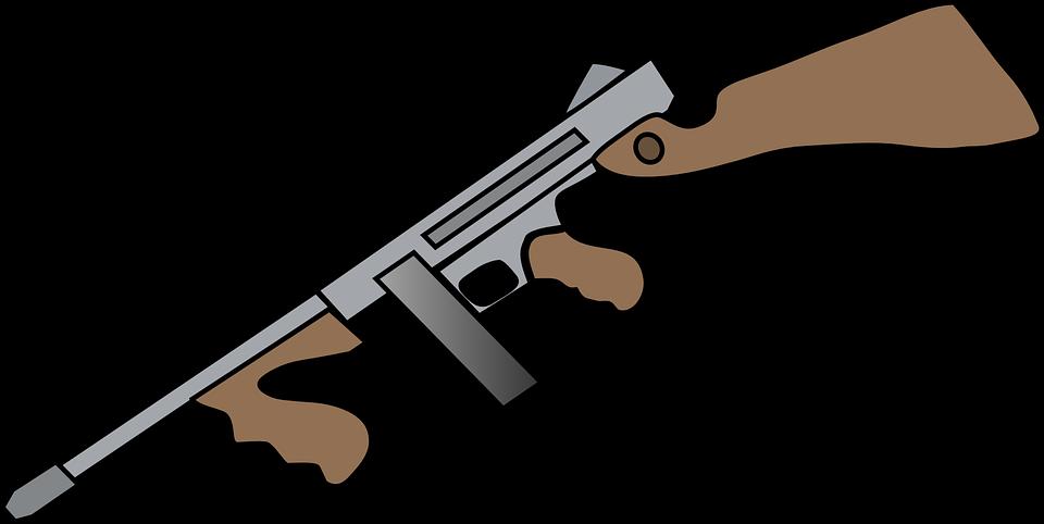 how to draw a machine gun youtube