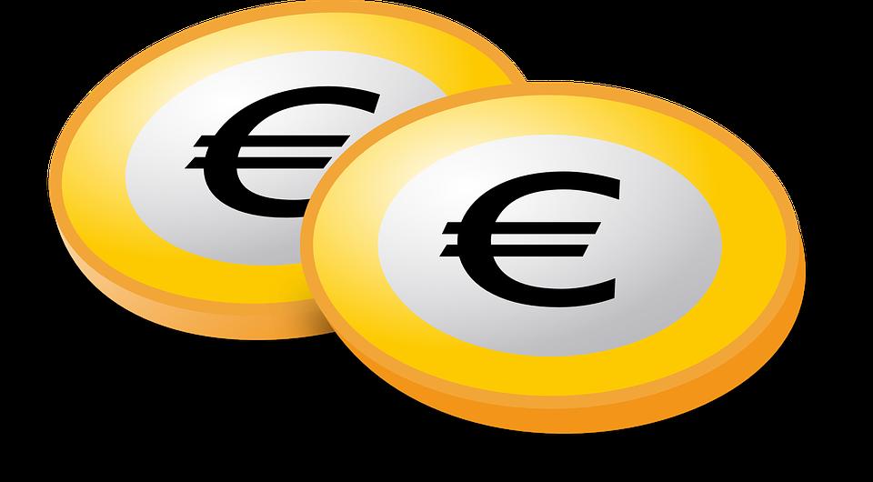 kostenlose vektorgrafik euro m nzen w hrung geld kredit kostenloses bild auf pixabay 150091. Black Bedroom Furniture Sets. Home Design Ideas