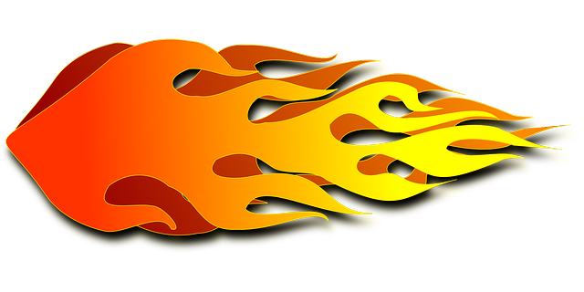 Free Vector Graphic: Afterburner, Burn, Reheater, Fire