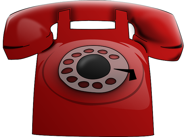 Free Clipart Of Telephones