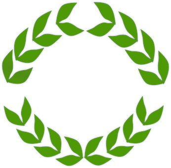 Laurel Wreath, Laurels, Leaves