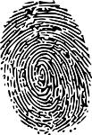 fingerprint, touch, crime